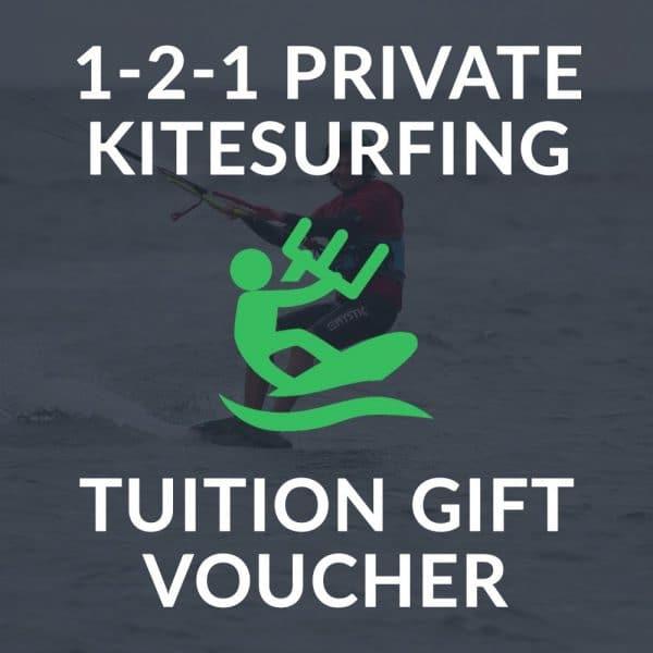 1-2-1 Private Kitesurfing Tuition Voucher 1