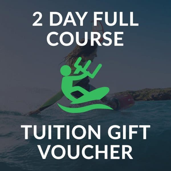 2 Day Complete Kitesurfing Course Voucher 1