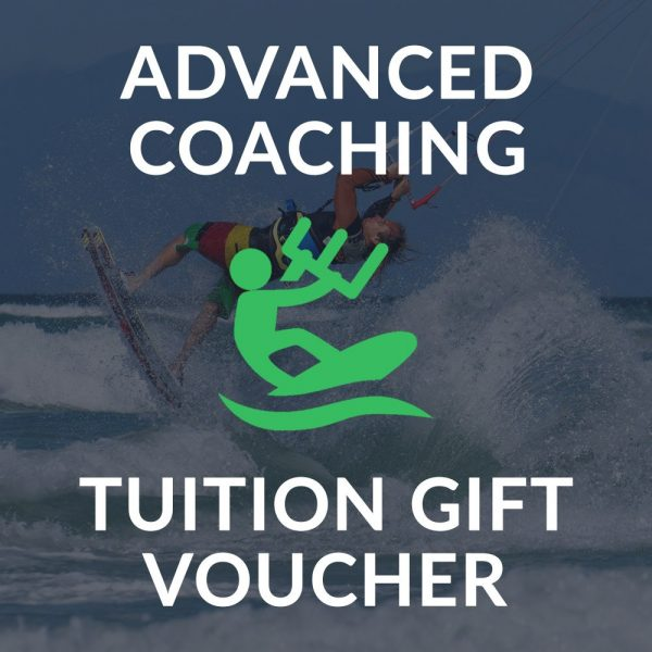 Advanced Kitesurf Coaching Gift Voucher (1h) 1
