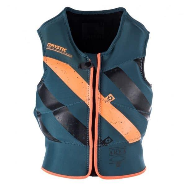 Mystic Block Impact Vest 3
