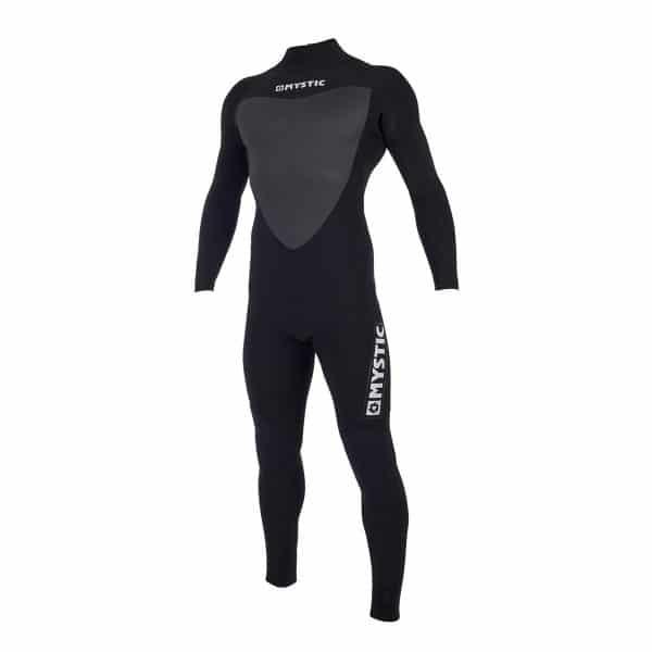 Mystic Majestic Mens 5/3 back zip wetsuit 2019 1
