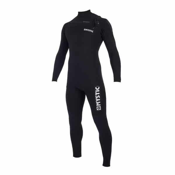 Mystic Majestic Mens 3/2 front zip wetsuit 2019 1
