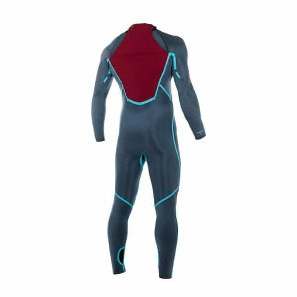 Mystic Majestic Mens 5/3 back zip wetsuit 2019 4