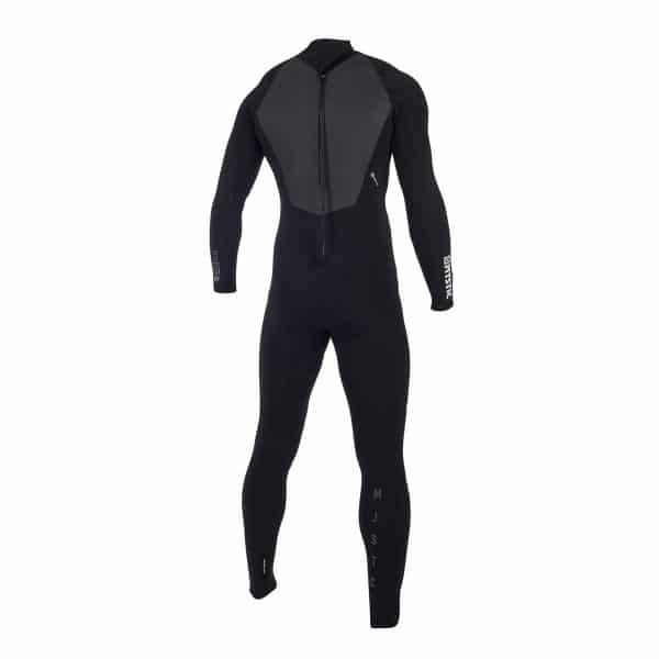 Mystic Majestic Mens 5/3 back zip wetsuit 2019 2