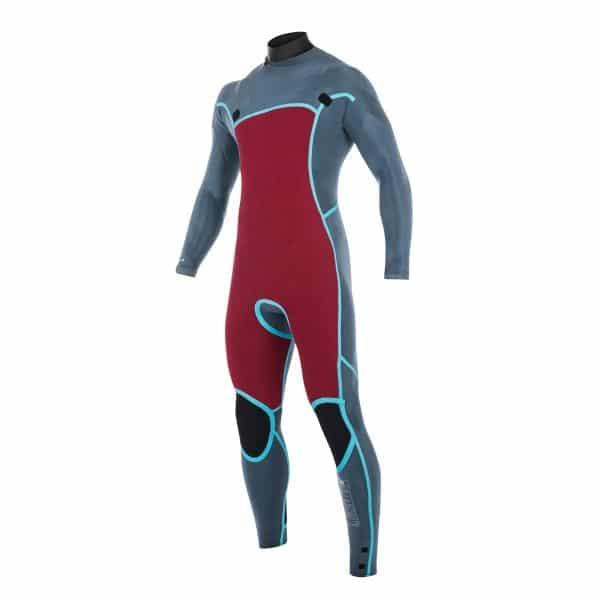 Mystic Majestic Mens 4/3 front zip wetsuit 2019 5