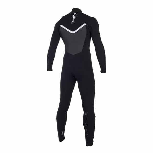 Mystic Majestic Mens 4/3 front zip wetsuit 2019 4