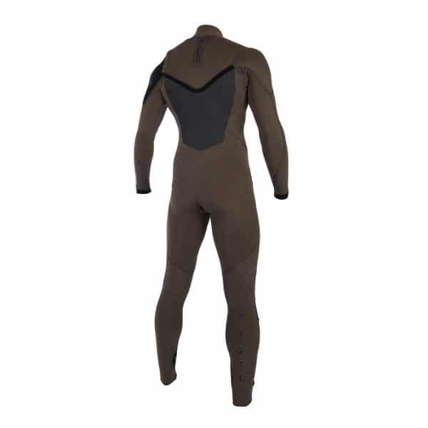 Mystic Majestic Mens 4/3 front zip wetsuit 2019 3