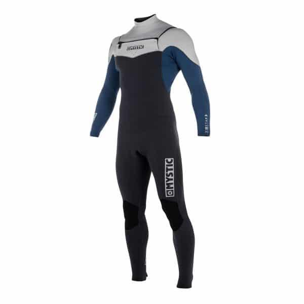 Mystic Star Mens 3/2 front zip full wetsuit 2019 1