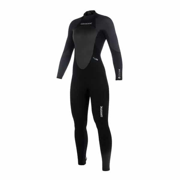 Mystic Star Womens 5'3 back zip full wetsuit 1