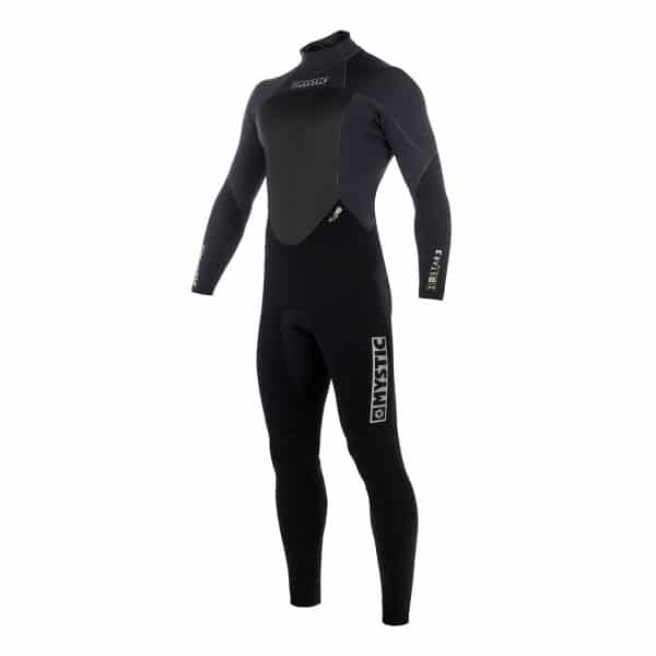 Mystic Star Mens 4/3 back zip full wetsuit 2019 1