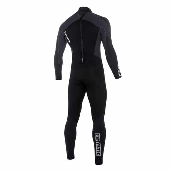 Mystic Star Mens 4/3 back zip full wetsuit 2019 3