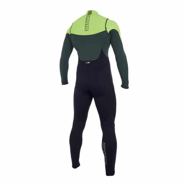 Mystic Star Mens 5/4 front zip full wetsuit 2019 4