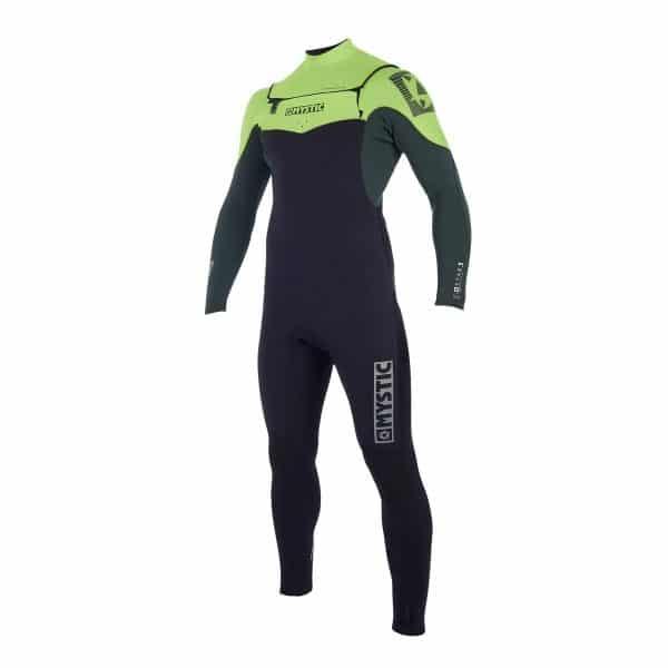 Mystic Star Mens 3/2 front zip full wetsuit 2019 2