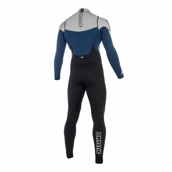 Mystic Star Mens 5/4 front zip full wetsuit 2019 5