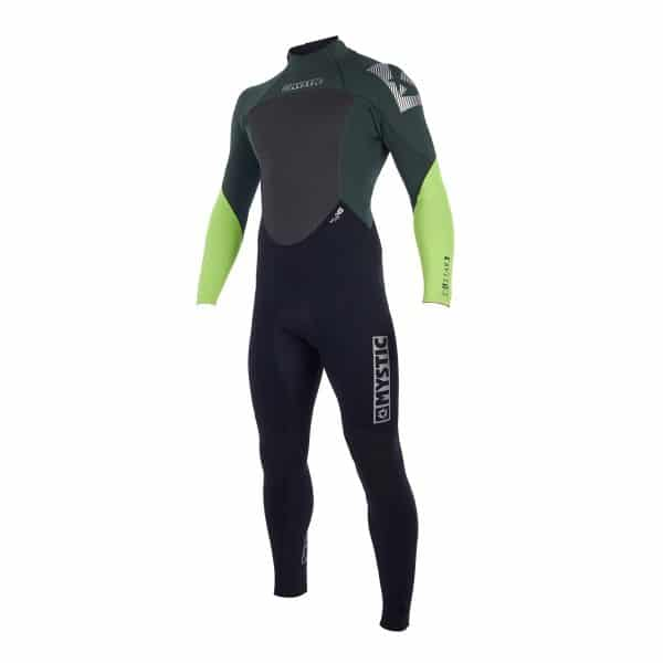 Mystic Star Mens 4/3 back zip full wetsuit 2019 4