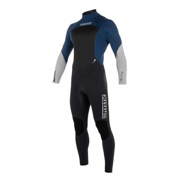 Mystic Star Mens 5/4 back zip full wetsuit 2019 1