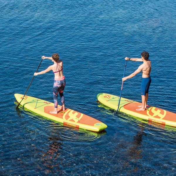 Stand Up Paddleboarding (SUP) Lesson 3