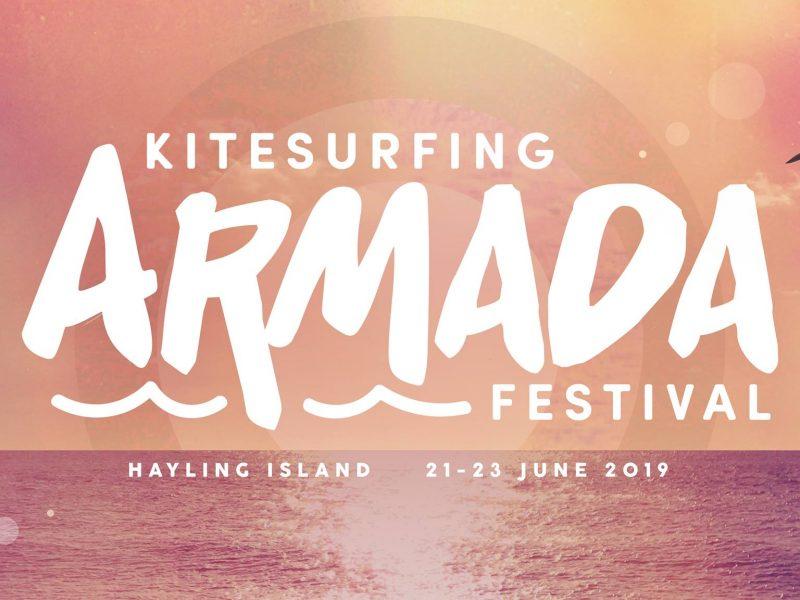 Kitesurfing Armada 2019 Hayling Island