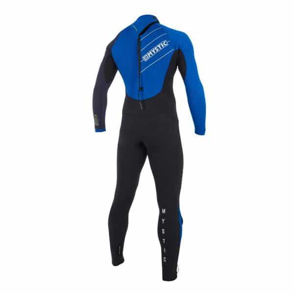 Mystic Drip Mens 3/2 back zip wetsuit 2019 2