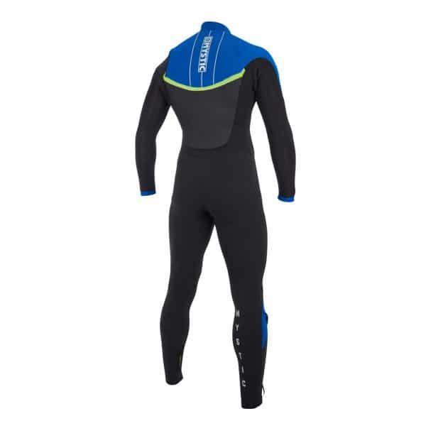 Mystic Drip Mens 4/3 front zip wetsuit 2019 2