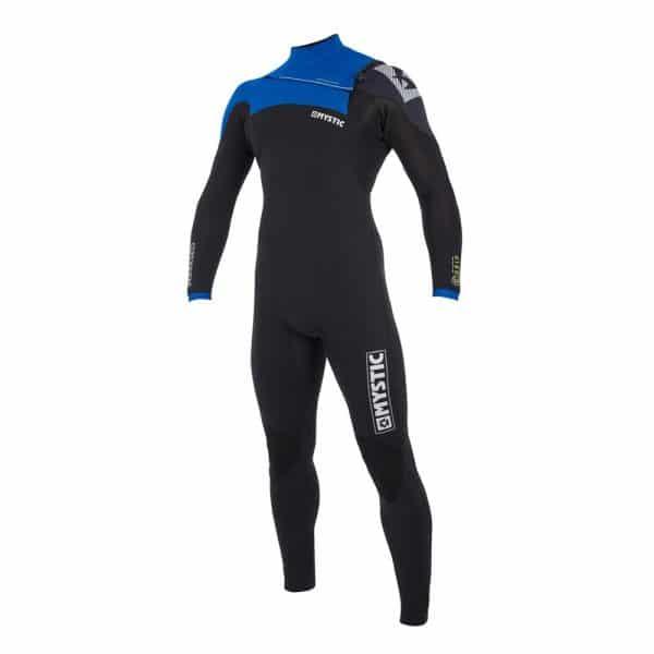 Mystic Drip Mens 4/3 front zip wetsuit 2019 1