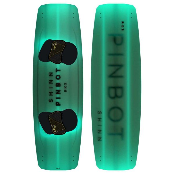 Shinn PINBOT RX3 Green 3