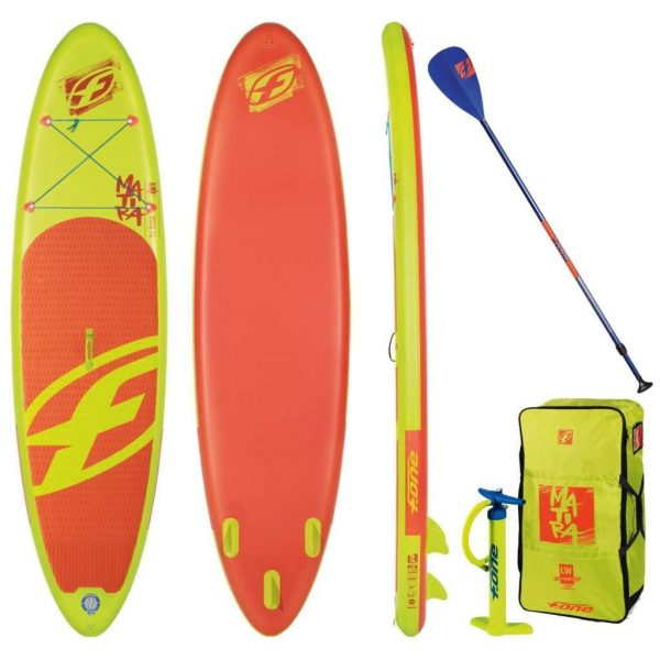 Fone Matira Lightweight Inflatable SUP Package 10ft6 - 10ft8 1