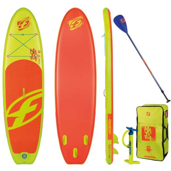 Fone Matira Lightweight Inflatable SUP Package 10ft6 - 10ft8 2