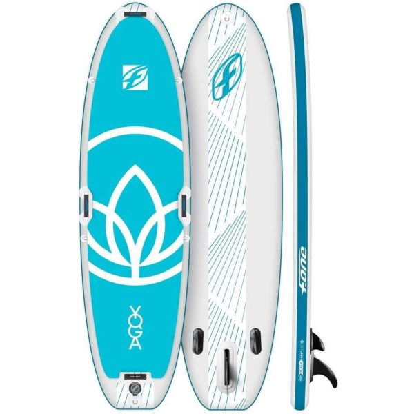 FONE Matira Lightweight Yoga Inflatable SUP 1