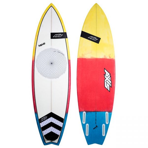 AXIS 2018 Kapua All-round Strapless Surfboard 1