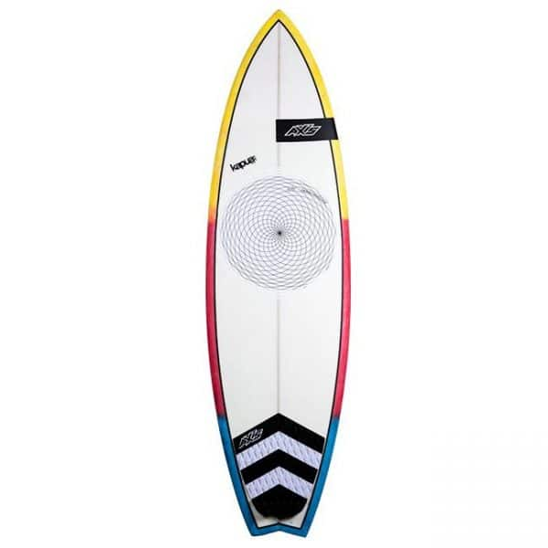 AXIS 2018 Kapua All-round Strapless Surfboard 2