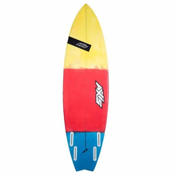 AXIS 2018 Kapua All-round Strapless Surfboard 3