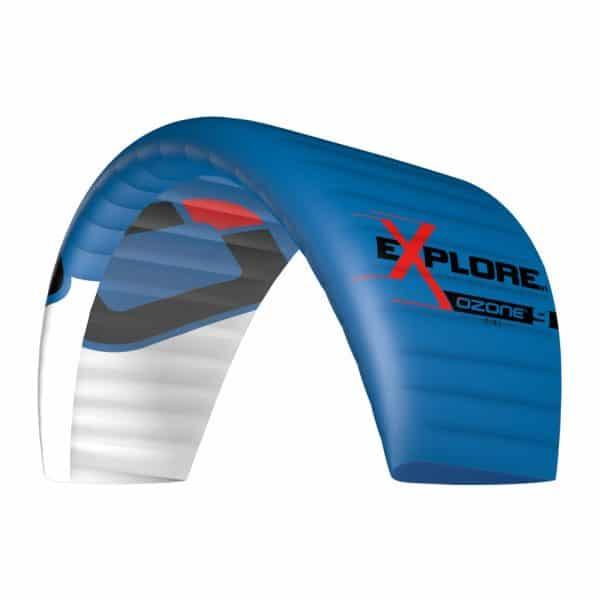 Ozone Explore V1 Foil Kite 2