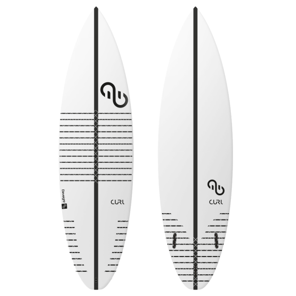Eleveight Curl Performance Surfboard 1