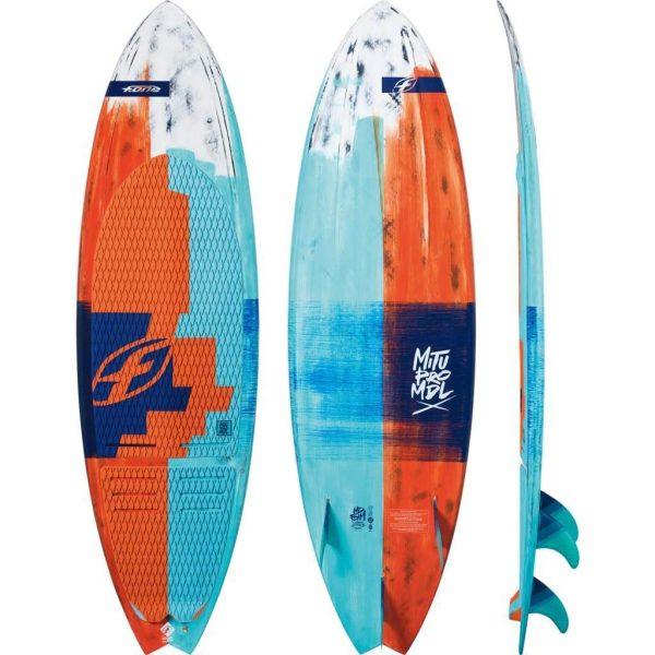 FONE 2018 Mitu Carbon Surfboard 1