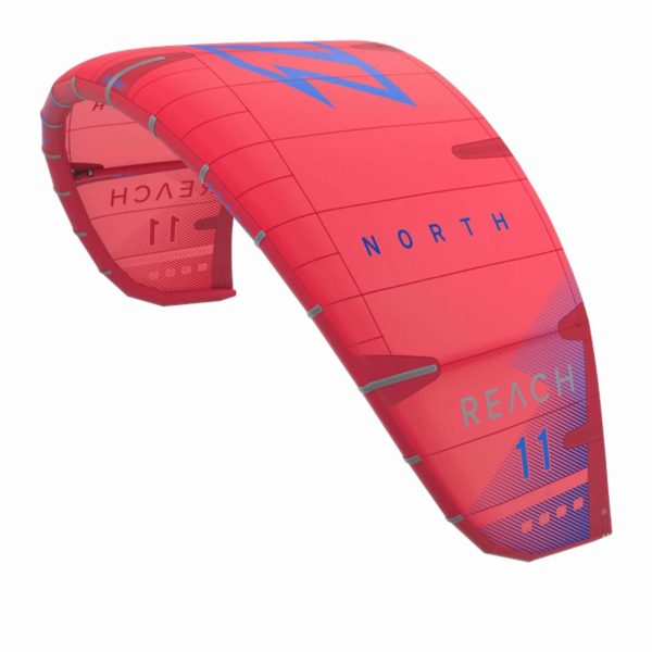 North Kiteboarding Reach Kite 2021 3