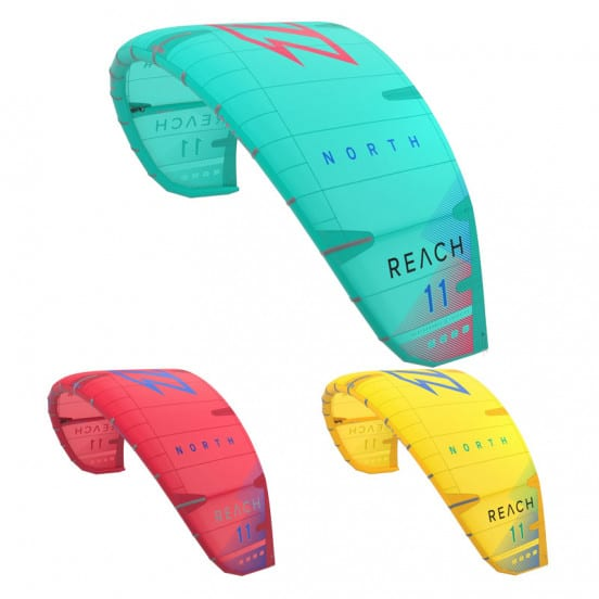 North Kiteboarding Reach Kite 2021 1