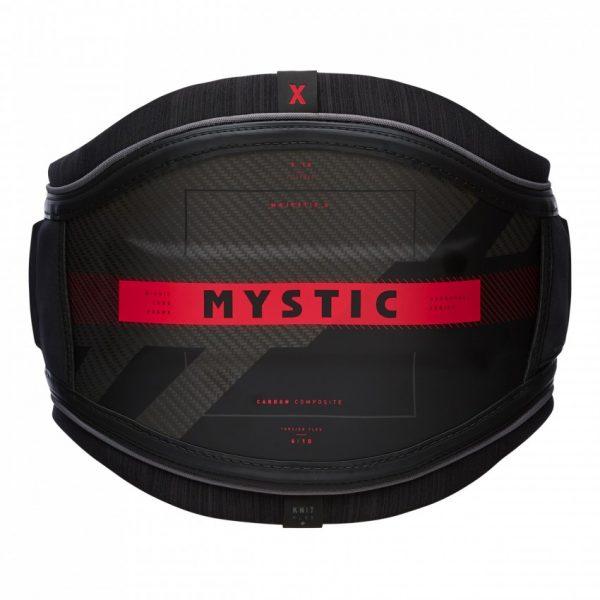 Mystic Majestic X Hardshell Carbon Waist Harness 2021 2